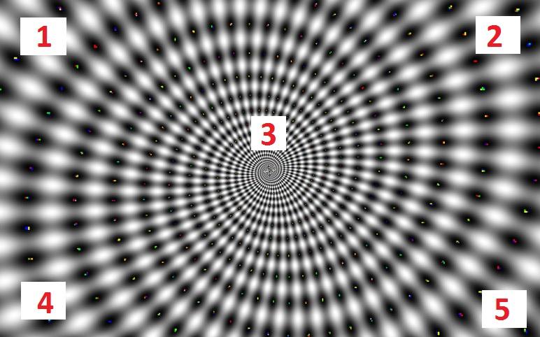 hipnotik yazı