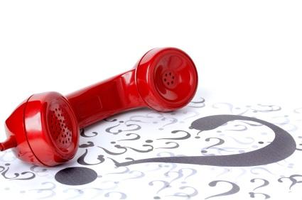 telefonda