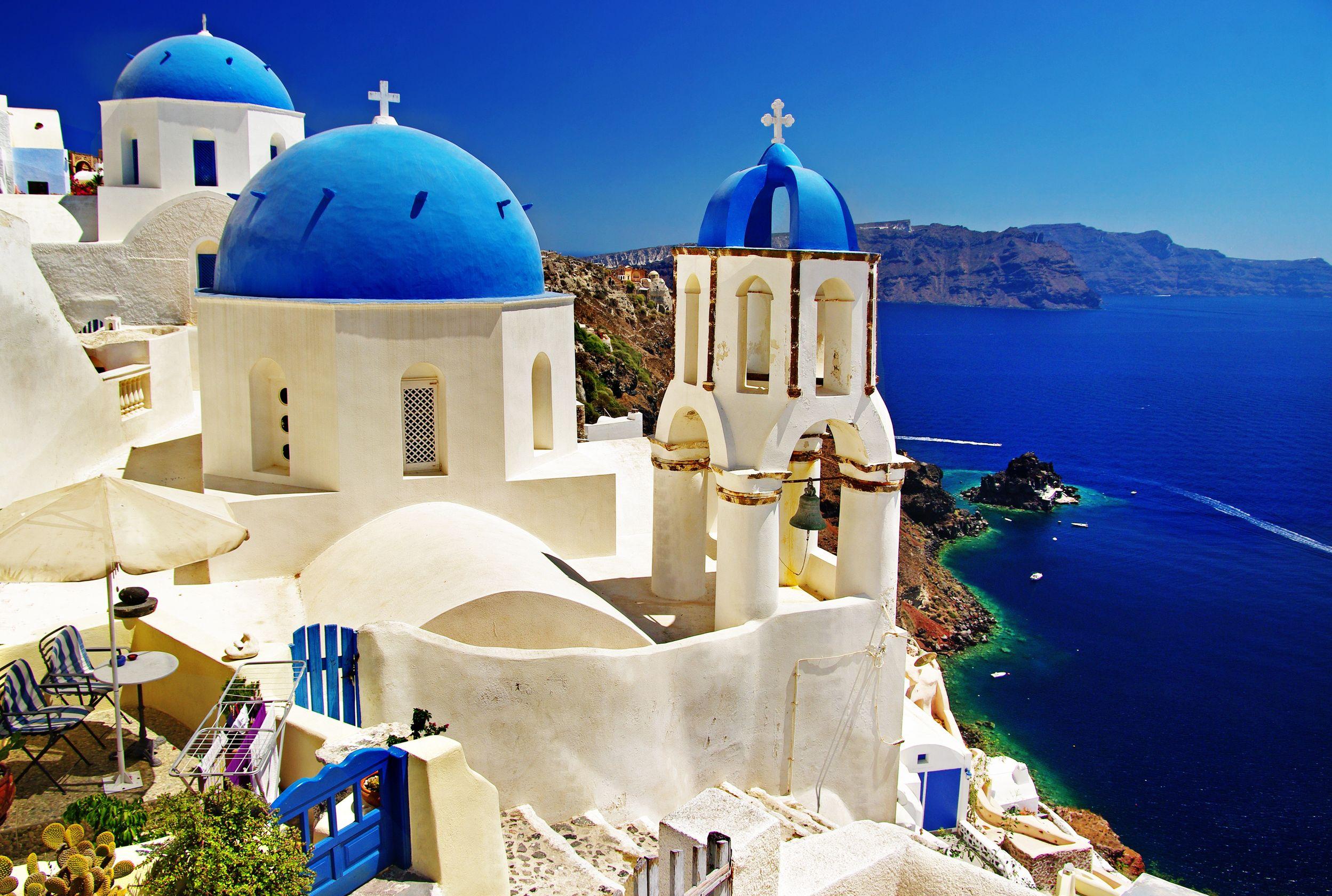 Yunanistan'ın En Güzel 5 Adası