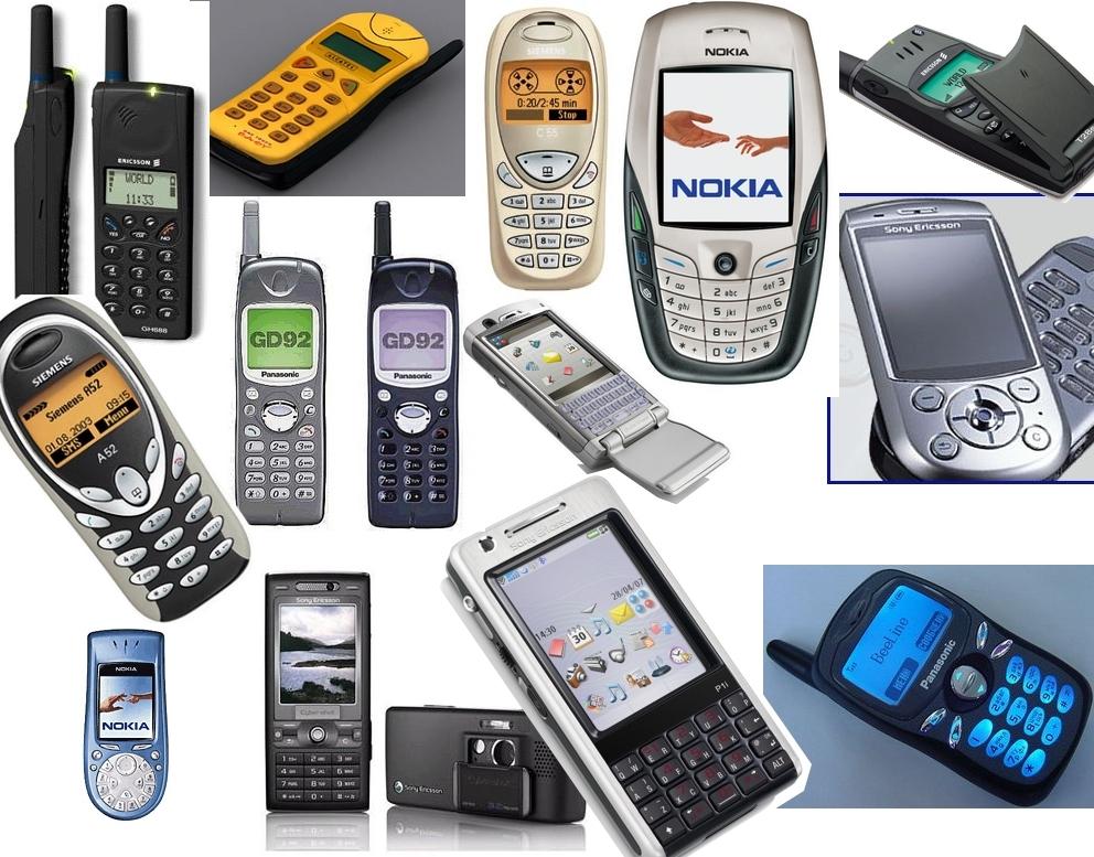 efsane cep telefonu modelleri