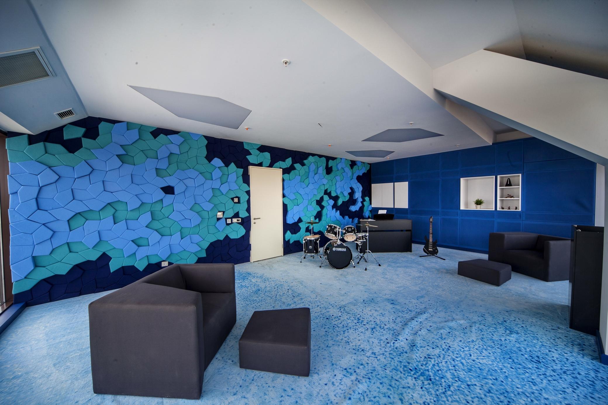 Foldhome müzik odası