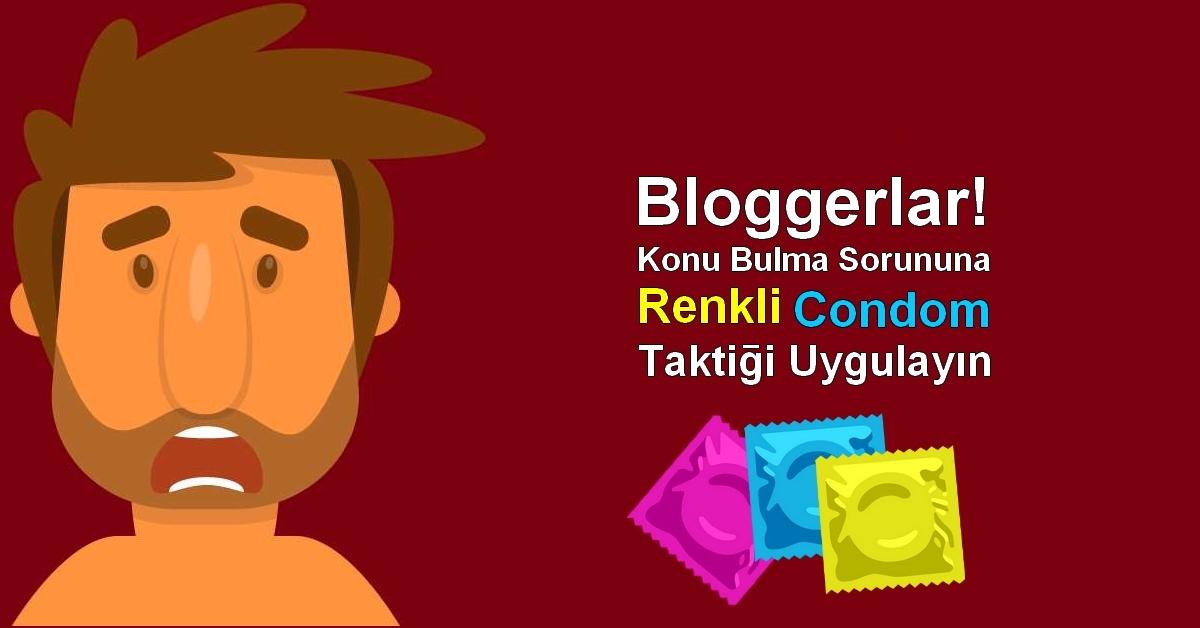 blog için konu bulma