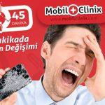 iPhone 6 ve 6S Ekran Değişiminde MobilClinix