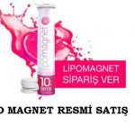 Kadınlara özel lipo magnet! zayıflama tableti