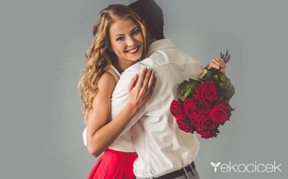 Kırmızı Güller, Aşkınızı Ona Anlatsın