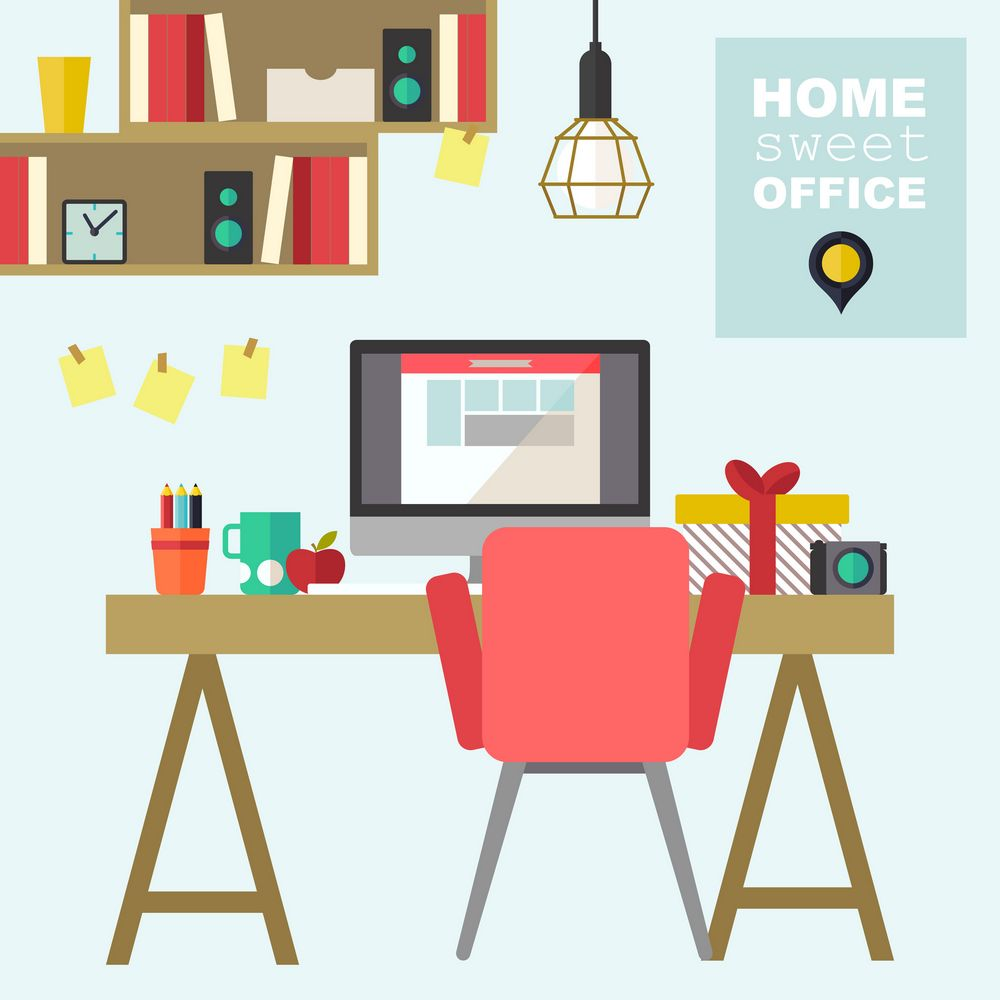 Home Ofis Çalışanların Verimliliğini Artıracak 10 Yöntem