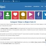 Instatakipci ile Instagram Türk Takipçi Satın Alarak Popüler Olmak İçin Hemen Tıklayın