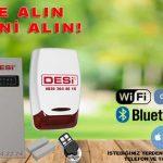 Desi Smartline Ev İşyeri Alarm